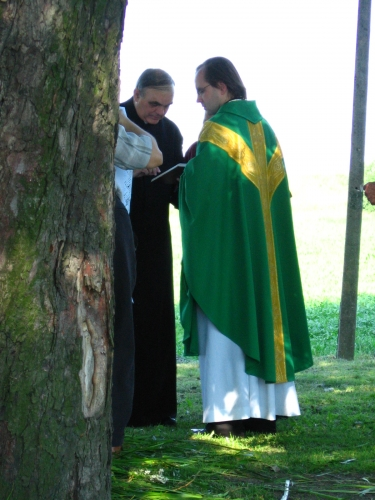 2012 - Msza św. na Rykalcu