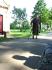 2012 - Msza św. przy kapliczce św. Antoniego na Rykalcu :: 2012 - Msza św. na Rykalcu